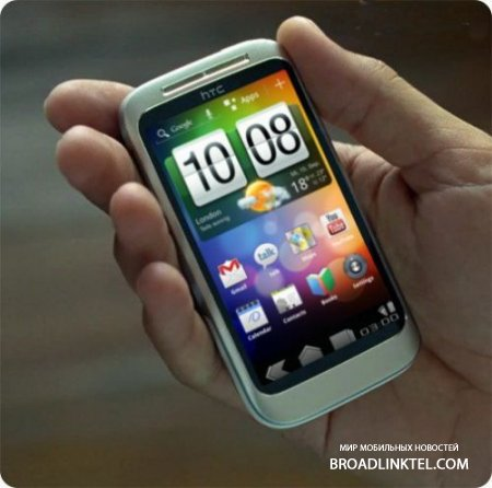 HTC Honey ��� ������� � ������������� ���������������� � Android 3.0