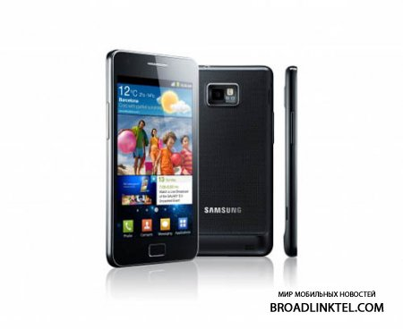 Samsung I9103 Galaxy S II � Super Clear LCD ��������