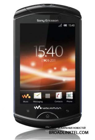 Sony Ericsson WT18i Walkman ��������� �� ����� �  OPhone 2.5