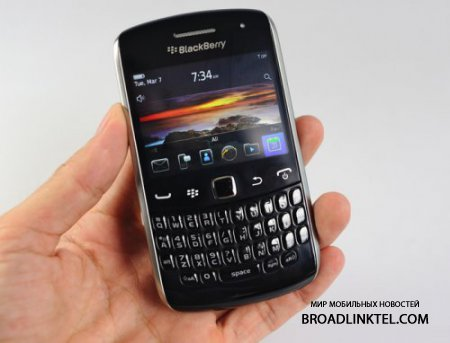 BlackBerry Curve 9370 (Apollo) ������� �����