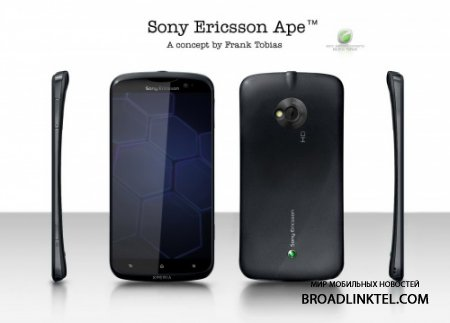 Sony Ericsson Ape - ����� ������� �� Android � Full HD-������������