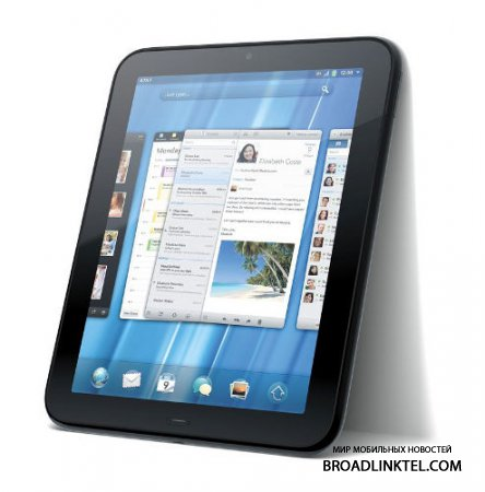 Hewlett-Packard ������������ ������� HP TouchPad 4G ��� ����� HSPA+ ������� 1,5 ��� ���������