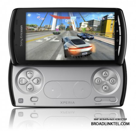 Sony Ericsson Xperia Play - ���� ����� � ��� ���� � Verizon