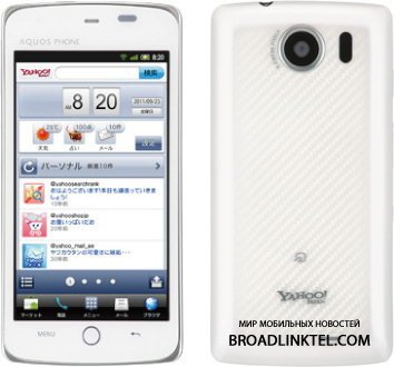 Yahoo Phone �� Android 2.3 ����������� � ������