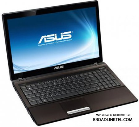 Asus K53BY - ����� ������ ������� ��� ������ � ����
