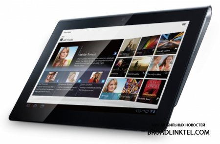 Tablet S и Tablet P все секреты от Sony