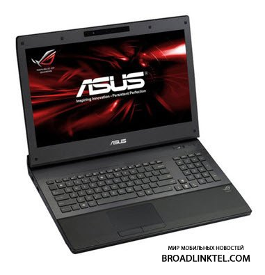 ������� ������� G74Sx �� ASUS