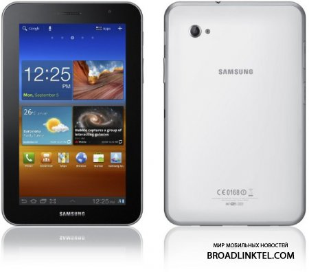 Android ������� Samsung Galaxy Tab 7.0 Plus � ����������� �����������