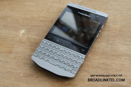 BlackBerry �� Porsche Design ��� ����� �������� ������� ������� � ������