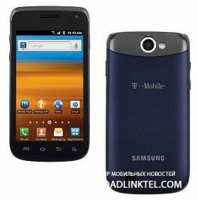 Samsung Exhibit 2 4G ����������� T-Mobile