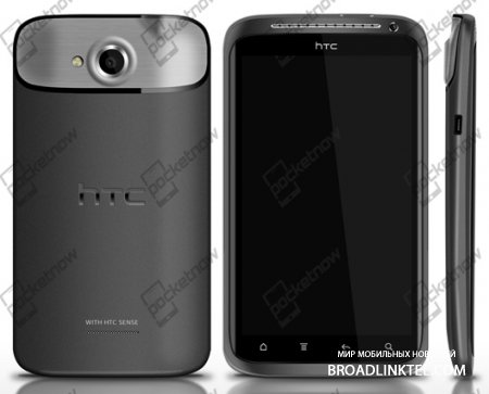 �������� HTC Edge ������� NFC � ����� ��� � iPhone � �������� ��������