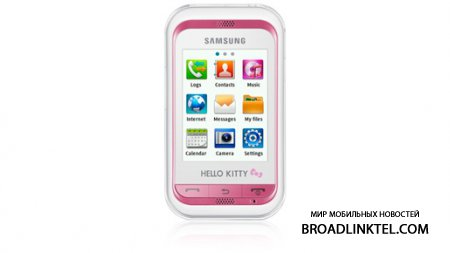 C3300 Hello Kitty - ������� ��� ������� �� Samsung