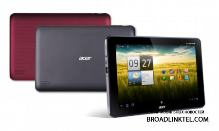 ������� Acer ICONIA TAB A200 - ���� ��� ������ ��������