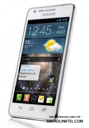 Samsung Galaxy S II Plus - ������ ������ ���������� � ���������