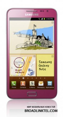 Samsung GALAXY Note - � ����� ������� �������
