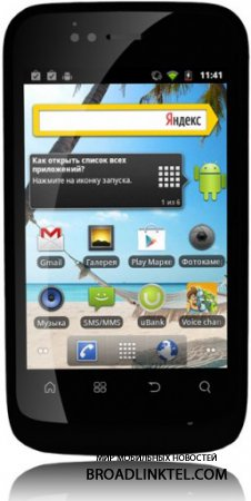 Fly Wizard (IQ245) - ����� ��������� dual-SIM Android-��������