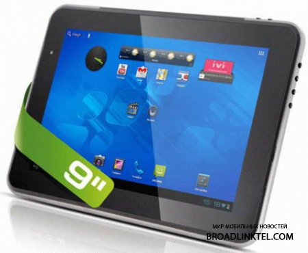 Bliss Pad R9011 - ����� ��������� ������� � 9-�������� �������� � Android 4.0