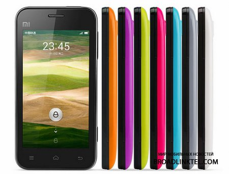 Xiaomi Phone 2  ������ ����� ����� ����������� Android-�������������