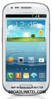 Samsung Galaxy S III Mini - старт продаж смартфона в Европе