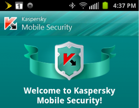 Kaspersky Mobile Security ��� Android ������ �����
