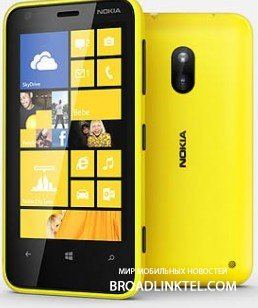 Nokia Lumia 620 - ����� WP8-���������
