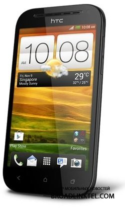 ��� ����������� �������� HTC One SV � ���������� LTE