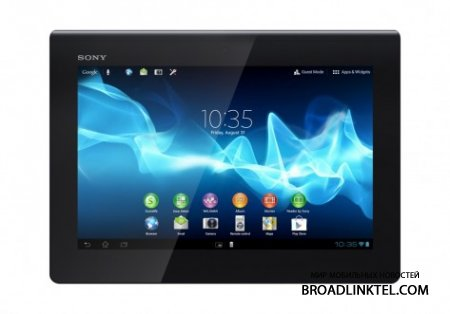 ����� ������ �������� Xperia Tablet S - Tegra 3, Android 4.0.3 � 9,4-�������� �������
