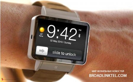 "Bloomberg �������� - ����� 100 ������������� �������� ��� ""������"" ������ iWatch �� Apple"