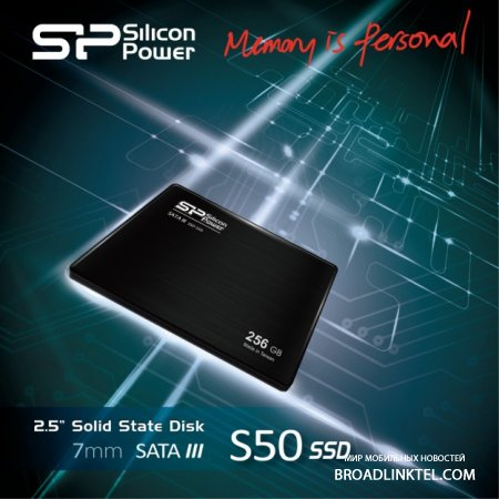 Silicon Power ������������ ����� SSD S50