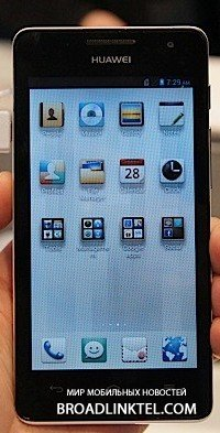 Huawei ������������ ����� �������� Ascend G526