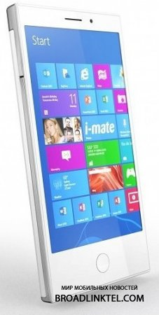 �������� i-Mate Intelegent � �� Windows 8 ��������� � ������