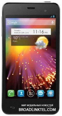 Alcatel One Touch Star 6010 - старт продаж