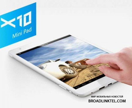X10 Mini Pad � ���������� 4-������� ������� � Android 4.1 �� $200