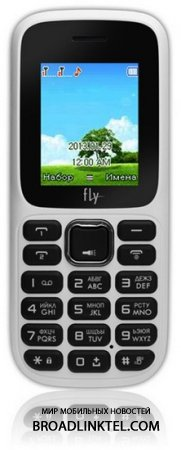 Fly DS106 � ����� dual-SIM ������� �� 259 ������