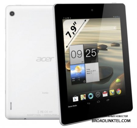 Acer Iconia A1-810 ����� 4-������� �������  � Android 4.2 ����� ������ 200 ����