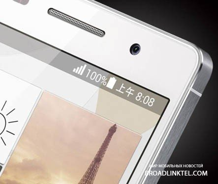 Huawei �������� ����������� ���� ������ ��������� Ascend P6