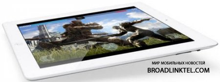 �� ������ Apple ������������� 12,9-�������� iPad Maxi