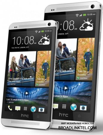 HTC One mini ����������� ����� ���������