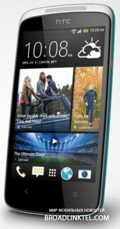 HTC Desire 500 - ����� 4-������� Android-��������