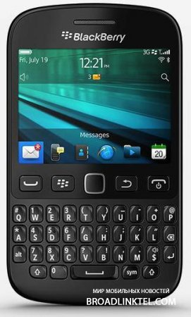 BlackBerry 9720 - ����� QWERTY-���������