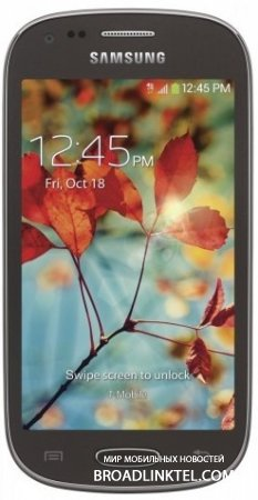 Samsung Galaxy Light � ��� ���� ��������� �������� ��� T-Mobile