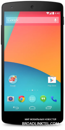 �������� Wind Mobile ����������� ��������� ������������ Nexus 5