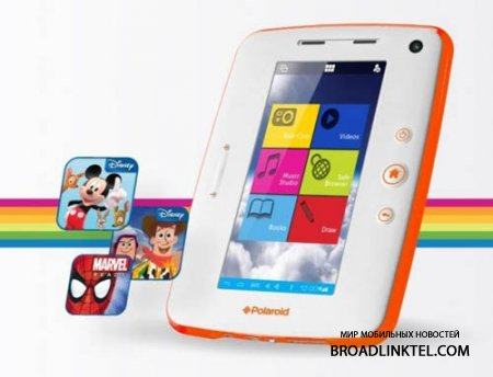 Polaroid ������������ ����� ������� ������� Kids Tablet 2