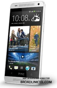 HTC One mini получил очередное обновление до Android Jelly Bean 4.3 и Sense 5.5