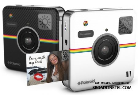 Polaroid Socialmatic ����� �������� ������ � ���������� �������