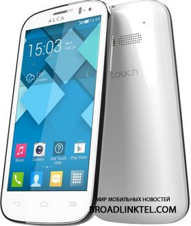 ALCATEL ONETOUCH POP C3 и POP C5 - видеообзор