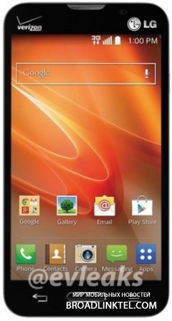 LG ���������� ��������� Android-��������� Optimus Exceed 2