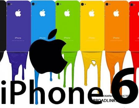 ������ ������� Apple iPhone 6 �� ���������