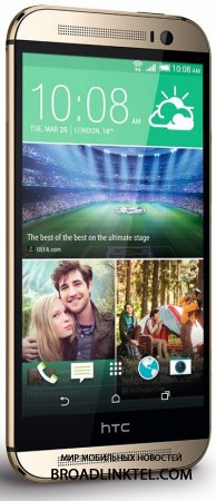 Goldgenie �������� �� ������ ������ �������� ������ ��������� HTC One M8
