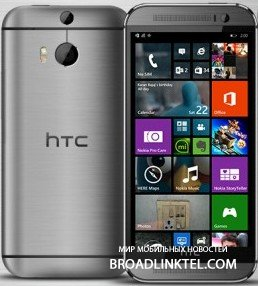 HTC One (M8) - ������ ������������ � WP 8.1